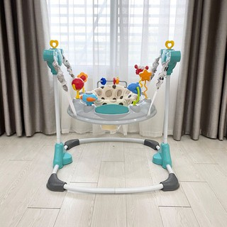 Ghế nhún đồ chơi cao cấp Umoo chính hãng