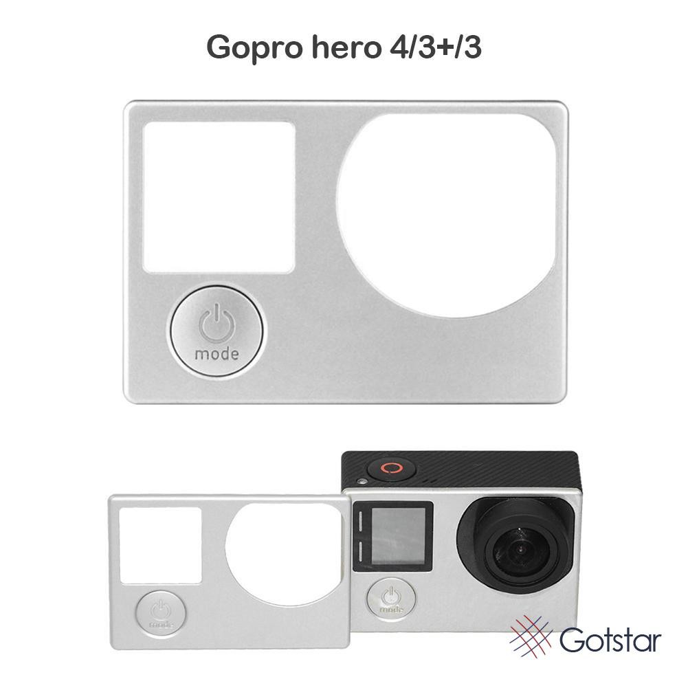 ~Original Faceplate Front Panel Cover Frame for GOPRO Hero4 3+ Cameraღ