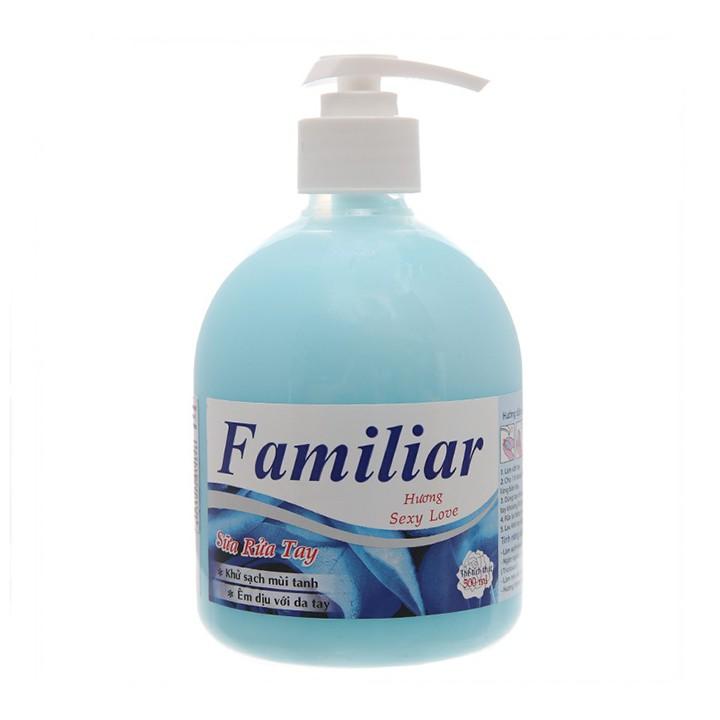 Sữa rửa tay Familiar hương Sexy Love 500ml
