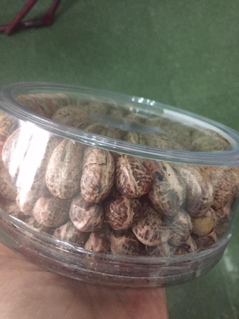 02 hộp (1kg)-(500gr/hộp) hạt điều rang muối loại 1 Bình Phước
