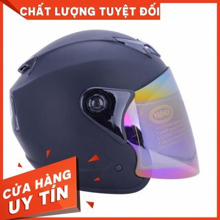 [Ờ PHƯỢT] Kính thay thế - kính gắn mũ bảo hiểm Napoli N039