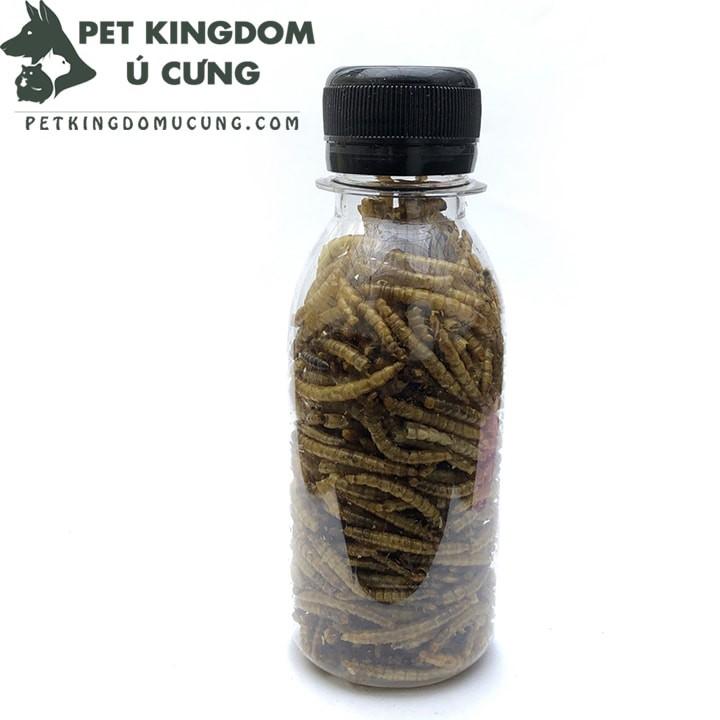 [Mã 1510FMCGSALE giảm 8% đơn 500K] sâu khô cho hamster, nhím, sóc ( lọ 36gr )