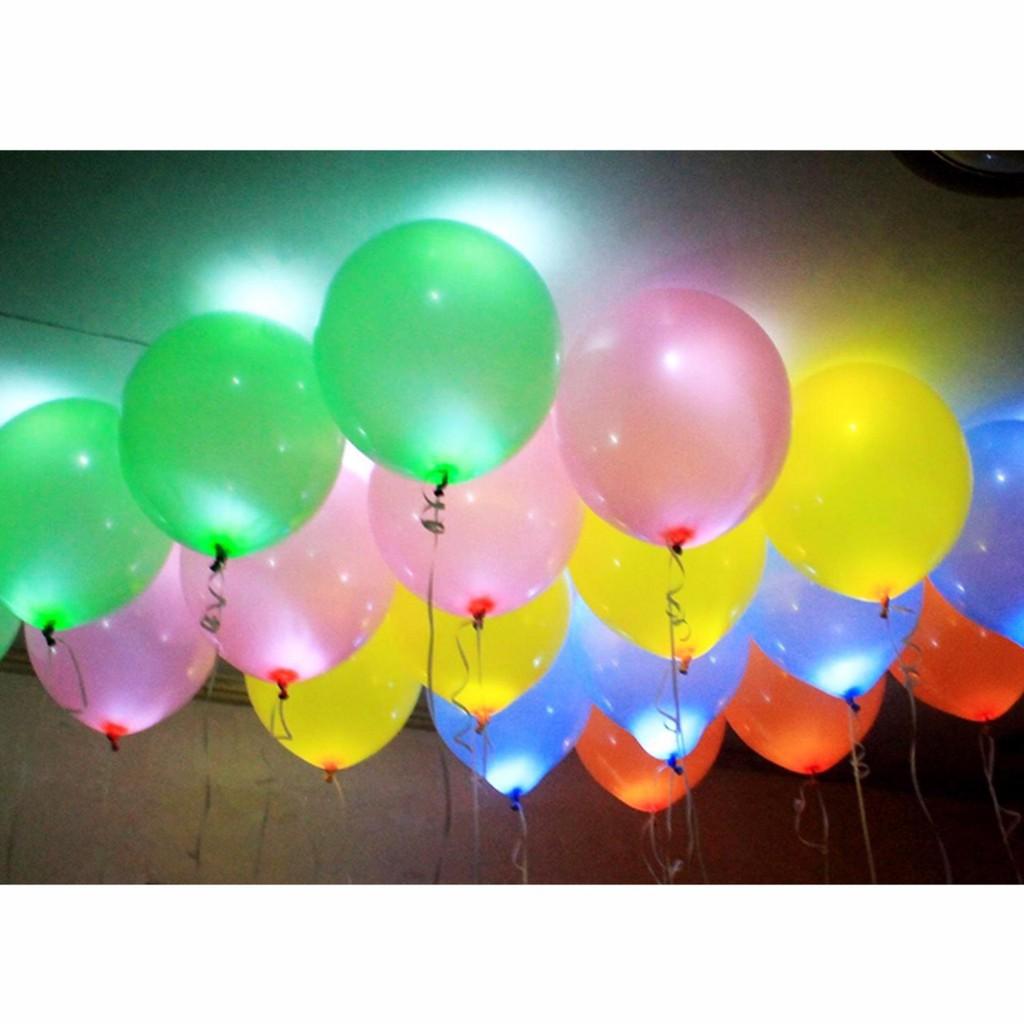 [KAS] Bộ 10 bóng bay phát sáng đèn LED Ms-36 Giảm giá