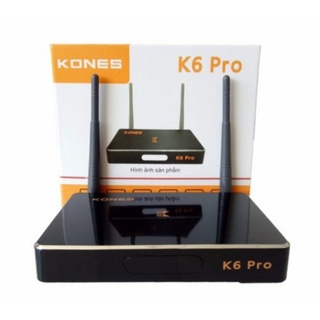 Android TV Box K6 Pro Ram 1G Rom 8G – Kones K6 Pro