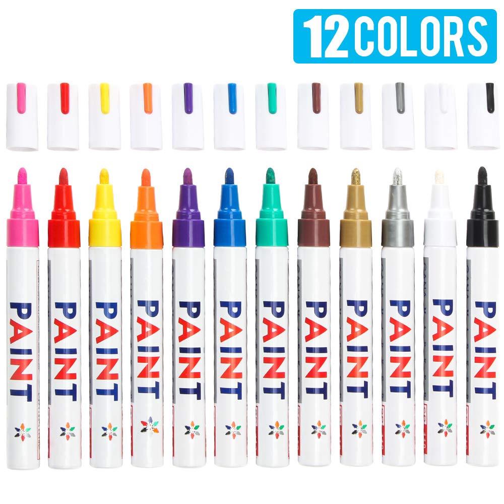 Bút đánh dấu 12 màu chống nước trang trí đồ dùng xinh xắn hàng chất lượng cao - 23052057 , 3409808209 , 322_3409808209 , 35900 , But-danh-dau-12-mau-chong-nuoc-trang-tri-do-dung-xinh-xan-hang-chat-luong-cao-322_3409808209 , shopee.vn , Bút đánh dấu 12 màu chống nước trang trí đồ dùng xinh xắn hàng chất lượng cao