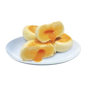 [FREESHIP-HÀNG LOẠI 1] Combo 12 cái bánh pía kim sa Tân Huê viên đủ vị/Đặc sản Sóc Trăng