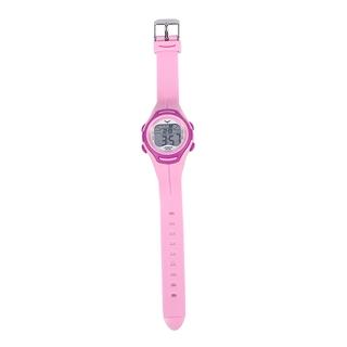 JNEW Đồng hồ dành cho trẻ em Nam Đèn đầy màu sắc Đồng hồ điện tử dành cho trẻ em Đồng hồ điện tử dành cho trẻ em gái Đồng hồ thể thao không thấm nước của Amazon