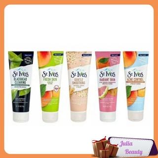 Sữa Rửa Mặt Tẩy Da Chết St.Ives Freeship Tẩy Tế Bào Chết Làm Trắng Da St.Ives Even & Bright 170G - Julia Beauty Sp45 thumbnail