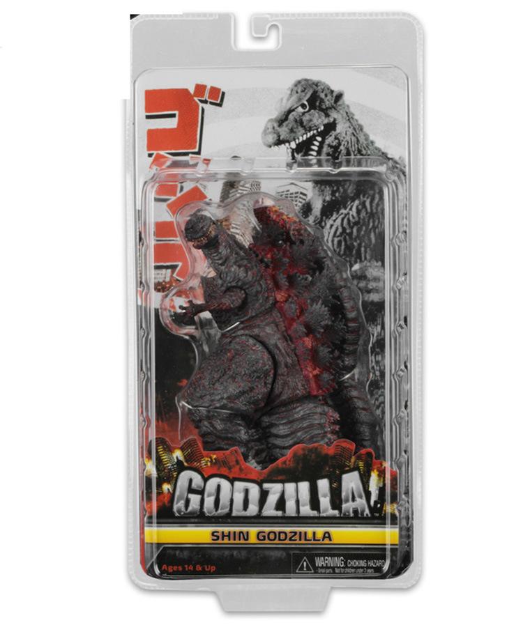 Neca Mô Hình Quái Vật Godzilla 2016