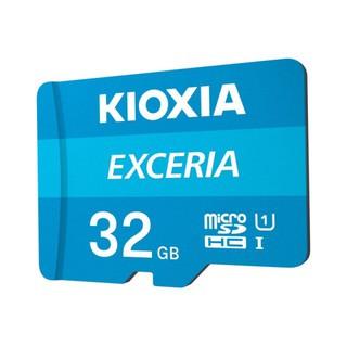 Thẻ nhớ 32GB - 64GB KIOXIA (Toshiba) Exceria microSDHC Class10 100MB s Tốc Độ Cao - Giá Kịch Sàn thumbnail
