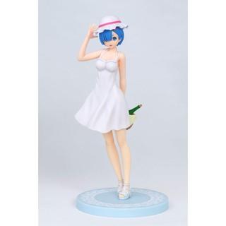 Mô hình nhân vật ReZero Rem Sega Prize Figure Date in Lugnica Version