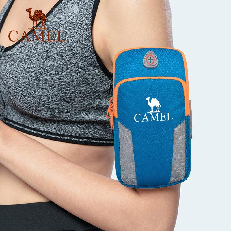 Túi CAMEL đựng điện thoại đeo cánh tay tập thể dục chạy bộ