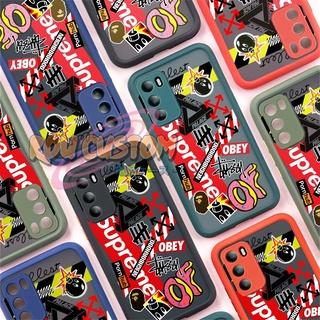 Ốp điện thoại mềm họa tiết SUPREME cho Vivo S1 PRO V9 V11 V15 V20 SE thumbnail