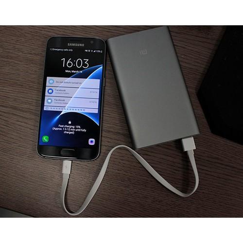 Pin sạc dự phòng Xiaomi 2S 10000mAh (Gen 2 New - 2018 ) 2 cổng USB loại cao cấp giá tốt