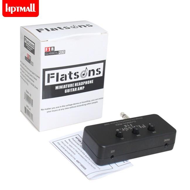 F1R Guitar/Bass Headphone Amplifier 6.35 mm Mini electric guitar Headphone Amplifier