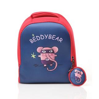 Balo trẻ em BeddyBear SuperMan Họa tiết Con Voi BJX-QS-001-VOI thumbnail