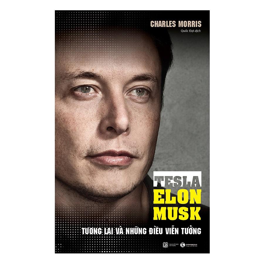 [Sách] Tesla - Elon Musk - Tương Lai Và Những Điều Viễn Tưởng - 2948688 , 1029316251 , 322_1029316251 , 89000 , Sach-Tesla-Elon-Musk-Tuong-Lai-Va-Nhung-Dieu-Vien-Tuong-322_1029316251 , shopee.vn , [Sách] Tesla - Elon Musk - Tương Lai Và Những Điều Viễn Tưởng