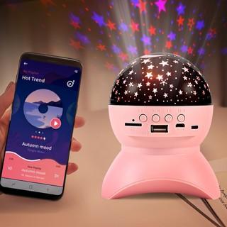 Loa Bluetooth Mini Tích Hợp Có Đèn Led Nhấp Nháy Theo Điệu Nhạc