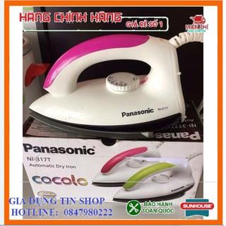Bàn ủi khô Panasonic NI-317