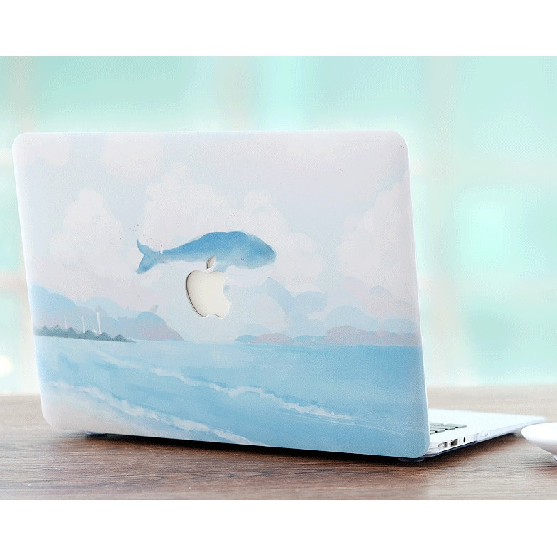 Case Ốp Macbook Cá Voi Giá chỉ 350.000₫