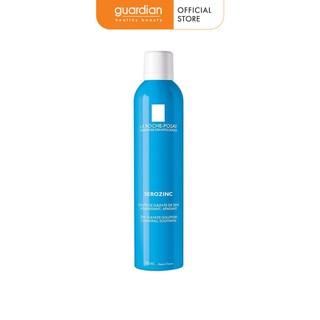 Nước xịt khoáng làm dịu da và giảm bóng nhờn cho da dầu mụn La Roche-Posay Serozinc 300ml thumbnail