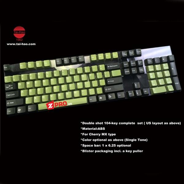 Bộ Keycap Tai-hao Army Green - 2812061 , 1203933517 , 322_1203933517 , 550000 , Bo-Keycap-Tai-hao-Army-Green-322_1203933517 , shopee.vn , Bộ Keycap Tai-hao Army Green