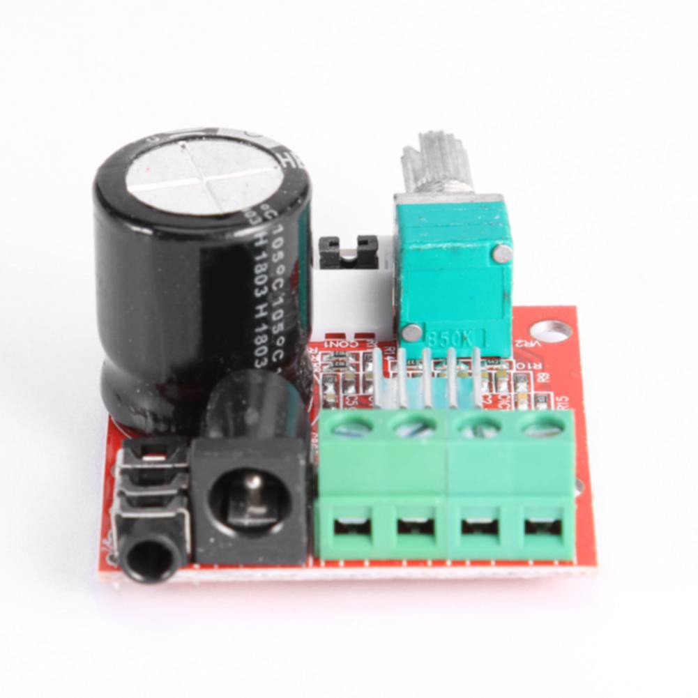 [OTICLE] 12V Hi-Fi PAM8610 Audio Stereo Amplifier Board 2X10W D Class Module
