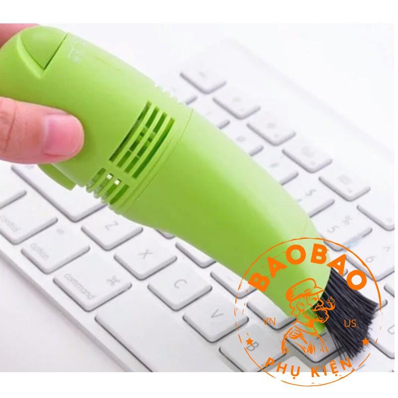Máy Hút Bụi Bàn Phím, vệ sinh bàn phím, máy tính, Laptop Cổng USB