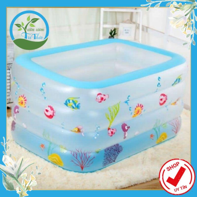 Bể bơi Swimming Pool 4 tầng. Kích thước bể: 140*100*75 cm 4 tầng