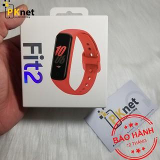 Galaxy Fit 2 – Vòng đeo tay thông minh Samsung Galaxy Fit 2, FULLBOX, Nguyên seal[ Bảo hành chính hãng 12 tháng]