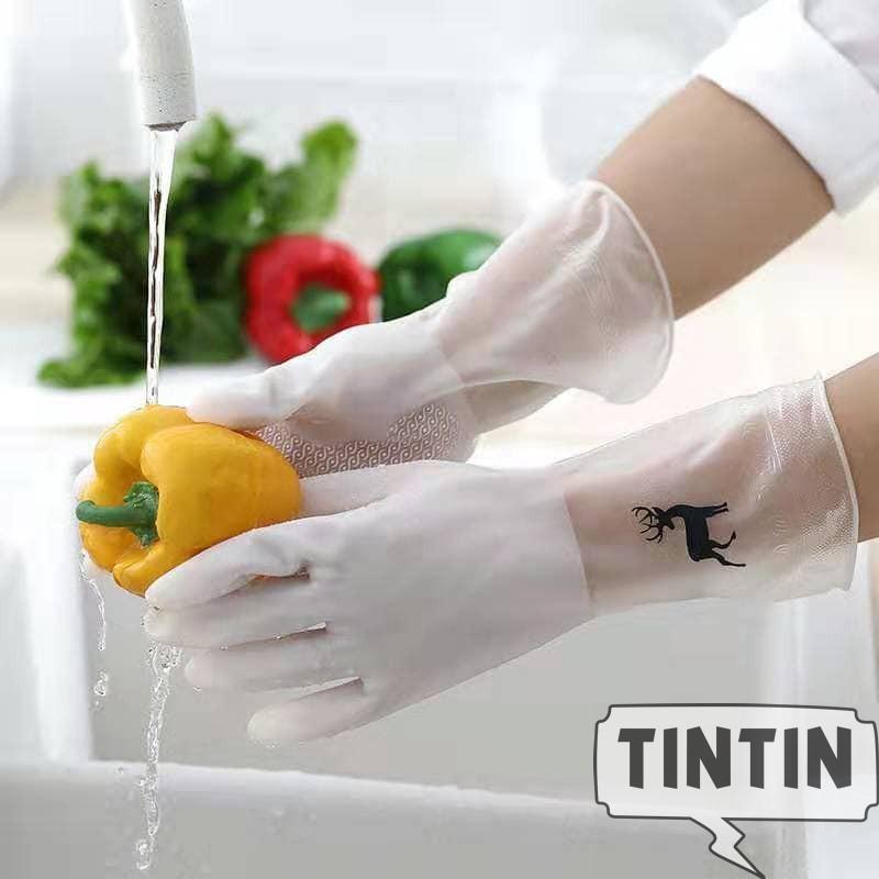 GĂNG TAY SIÊU DAI HÌNH CON HƯƠU TINTIN GT01