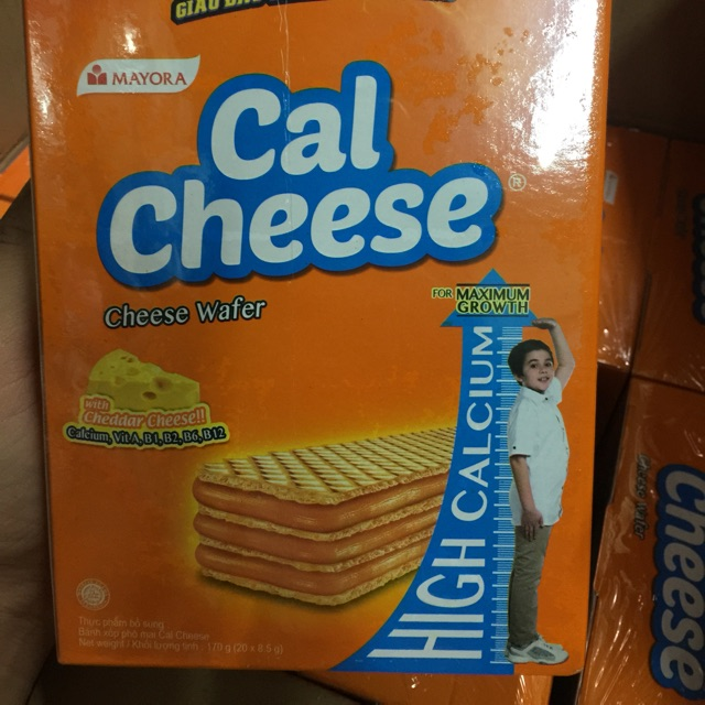 [ HOT SALE ] bánh xốp phô mai Cal Cheese - 3226362 , 524242826 , 322_524242826 , 40000 , -HOT-SALE-banh-xop-pho-mai-Cal-Cheese-322_524242826 , shopee.vn , [ HOT SALE ] bánh xốp phô mai Cal Cheese