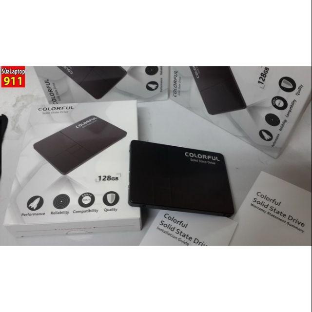 Ổ cứng SSD Colorful 128gb chính hãng Giá chỉ 430.000₫