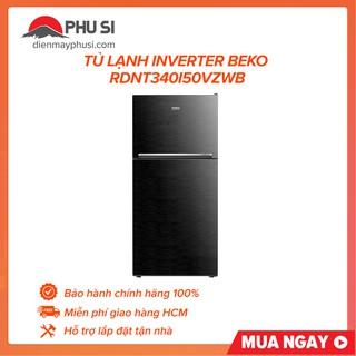Tủ Lạnh Inverter Beko RDNT340I50VZWB (296L)