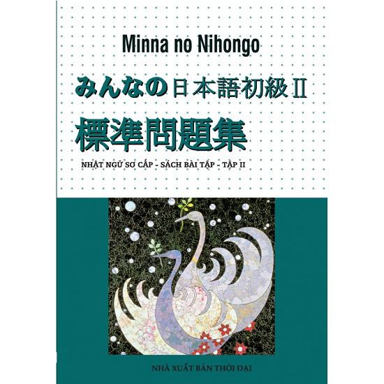 Minna no nihongo II – Sách bài tập Tập 2