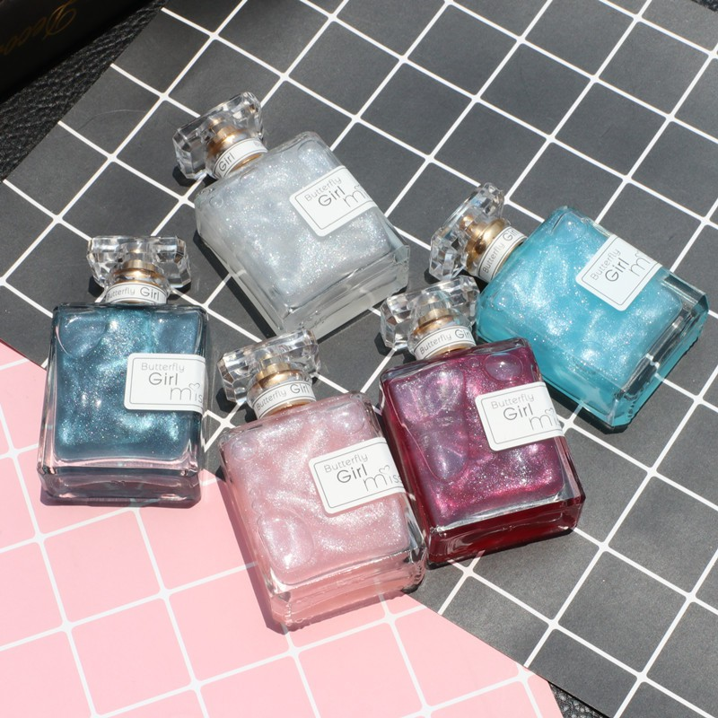 Nước Hoa Nữ Ánh Nhũ Galaxy Eau De Parfum Butterfly Girl Miss ( Chai 50ml )