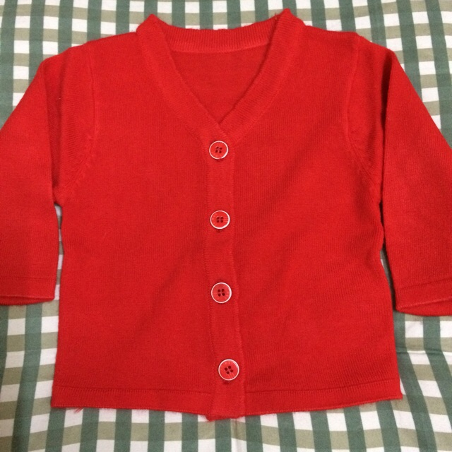 Mã K224 Áo len đỏ cài khuy giữa cho bé từ sơ sinh đến 6 tháng - 2679074 , 797631949 , 322_797631949 , 98000 , Ma-K224-Ao-len-do-cai-khuy-giua-cho-be-tu-so-sinh-den-6-thang-322_797631949 , shopee.vn , Mã K224 Áo len đỏ cài khuy giữa cho bé từ sơ sinh đến 6 tháng