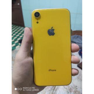 Mô hình điện thoại Iphone XR Vàng