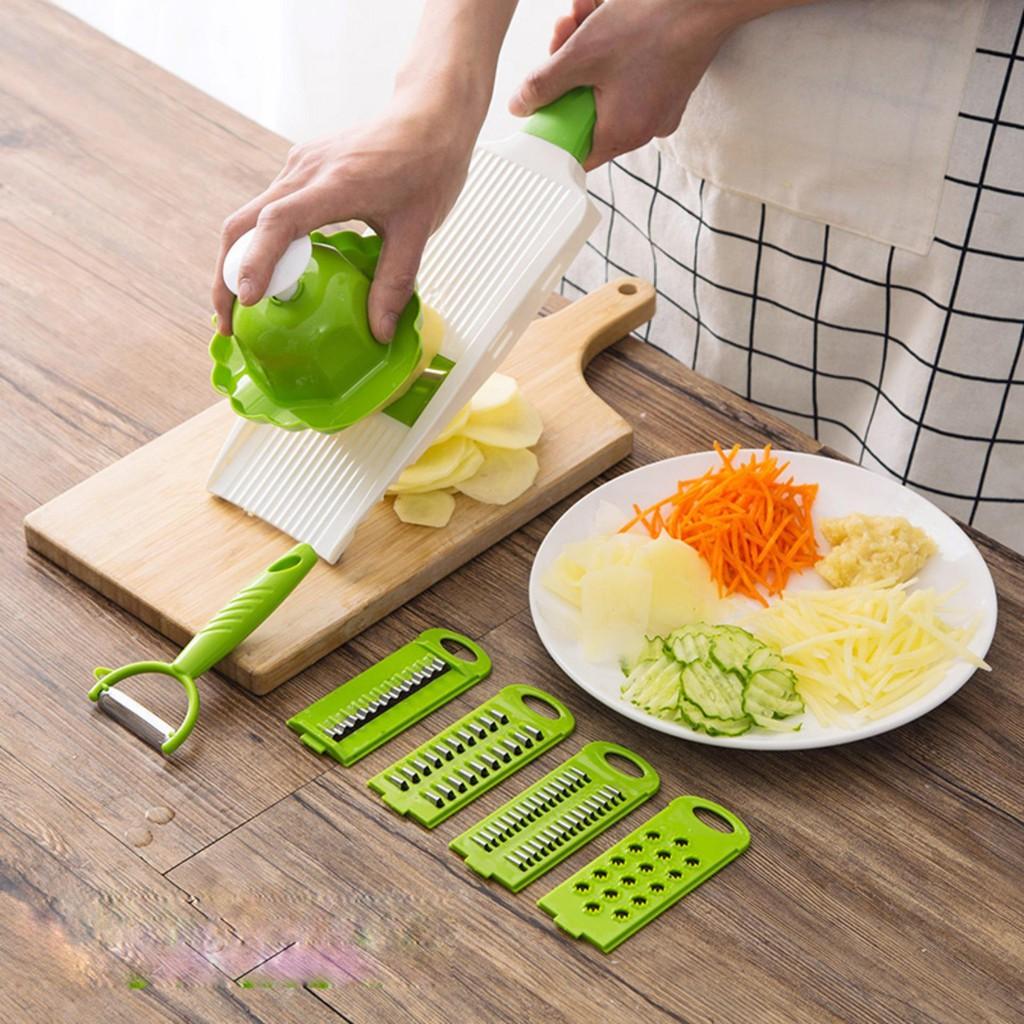 Bộ dụng cụ cắt gọt hoa quả nhà bếp 5 trong 1