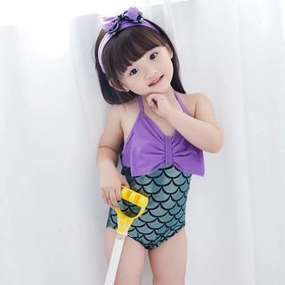 Đồ bơi nàng tiên cá cho bé gái