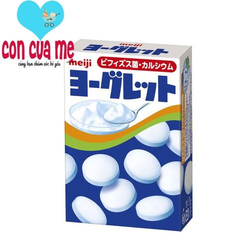 Sữa chua khô Meiji cho bé 9m+ hộp 18 viên - 2798231 , 341784592 , 322_341784592 , 40000 , Sua-chua-kho-Meiji-cho-be-9m-hop-18-vien-322_341784592 , shopee.vn , Sữa chua khô Meiji cho bé 9m+ hộp 18 viên