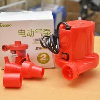Bơm điện 2 chiều bơm và hút chân không đa năng 2 in 1 - dụng cụ bơm hơi bằng điện tiện dụng thumbnail