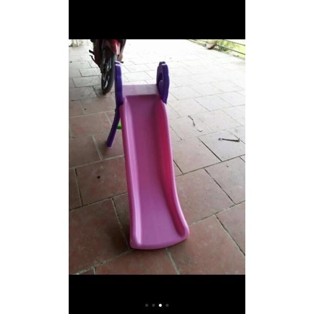 Cầu trượt trẻ em nhiều màu siêu yêu