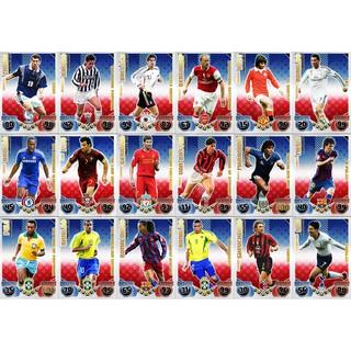 Set thẻ in huyền thoại bóng đá Match Attax Legends