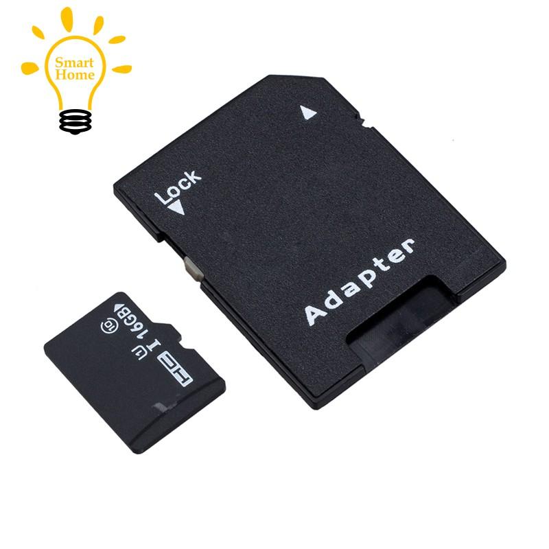├ξ┥16GB mini SDHC MEMORY CARD WITH SD ADAPTER TF HC miniSD