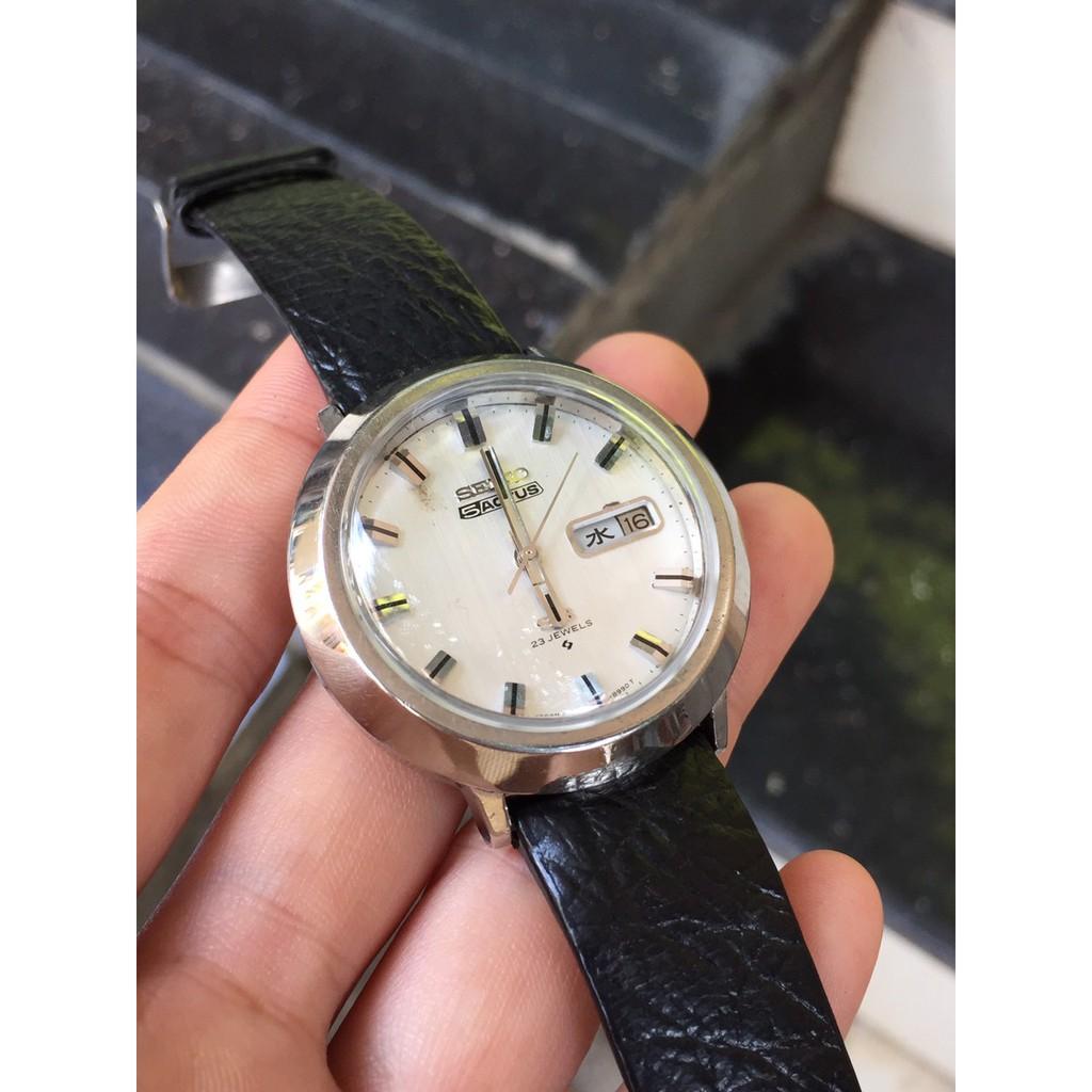 Đồng hồ nam SEIKO 5ACTUS CHÍNH HÃNG - SANG TRỌNG