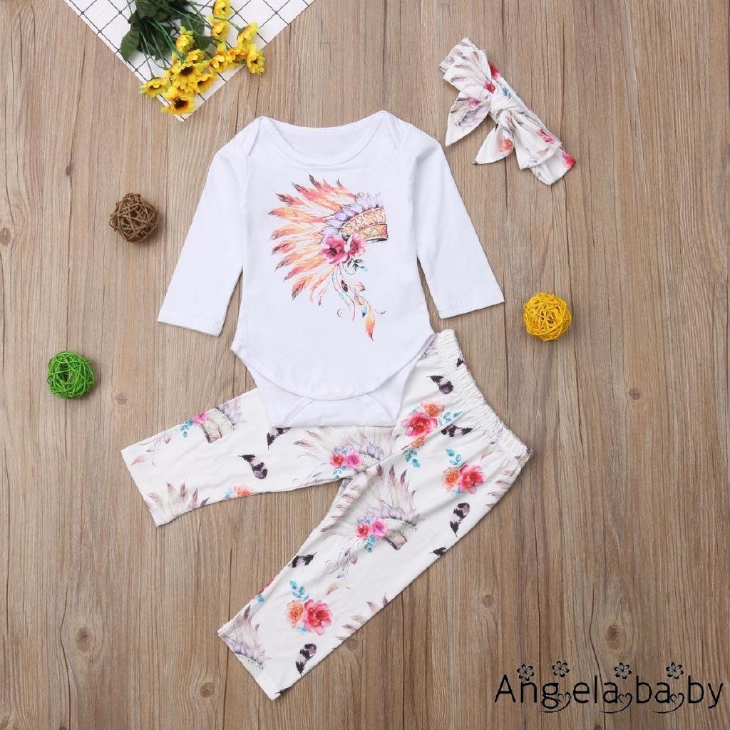 Set áo quần + băng đô in họa tiết hoa dễ thương cho bé gái - 13744031 , 1887097663 , 322_1887097663 , 110929 , Set-ao-quan-bang-do-in-hoa-tiet-hoa-de-thuong-cho-be-gai-322_1887097663 , shopee.vn , Set áo quần + băng đô in họa tiết hoa dễ thương cho bé gái
