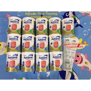 Sữa Aptamil Aller Prosyneo dành cho bé dị ứng đạm bò lon 900gr
