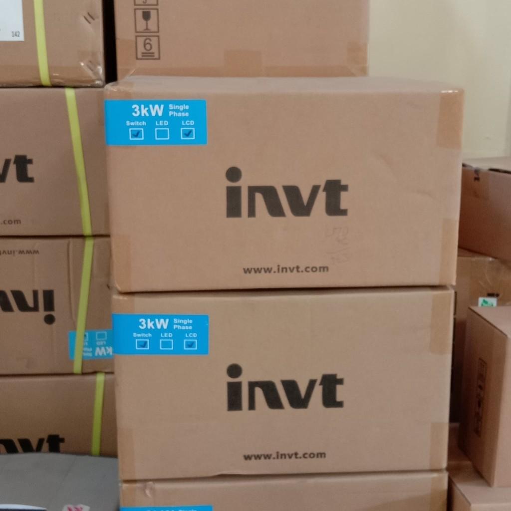 อินเวอเตอร์ iNVT MG-KTL 3Kw 1 Phase.
