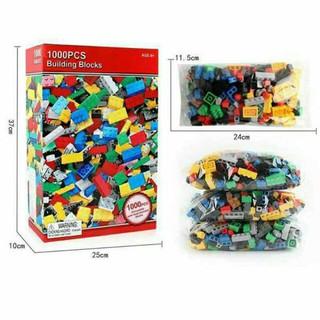 [GIÁ SỐC] đồ chơi lắp ráp – BỘ LÊ GÔ 1000 MIẾNG GHÉP SẢN PHẨM BÁN CHẠY